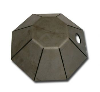 Heavy Duty Axle Differential Cover